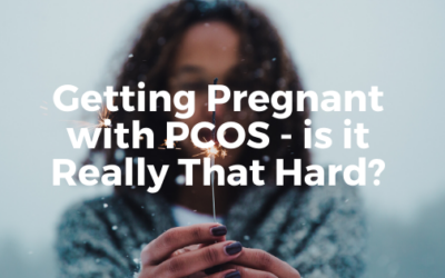 Getting Pregnant with PCOS: Is it Really That Hard?