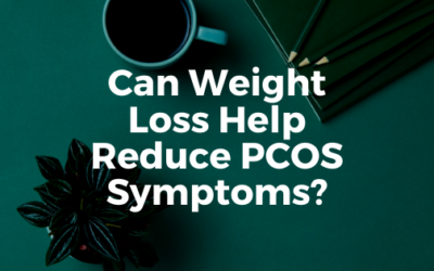 Can Weight Loss Help Reduce PCOS Symptoms?